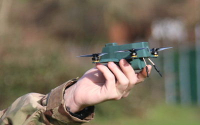 UK army buys 30 stealthy 'Bug' nano-drones to spy on targets 2km away – Metro