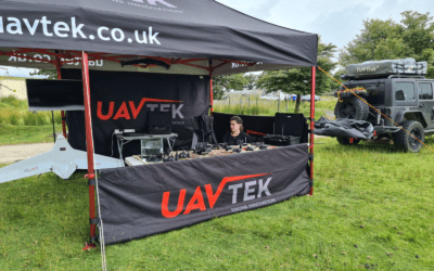 UAVTEK Supporting Project Horizon